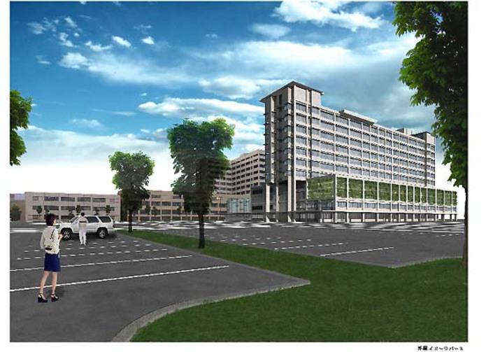 筑波大学附属病院の施設整備に係るPFI事業